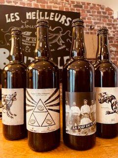 vins bio, bio dynamiques et vins naturels